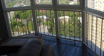 ограждение на окно